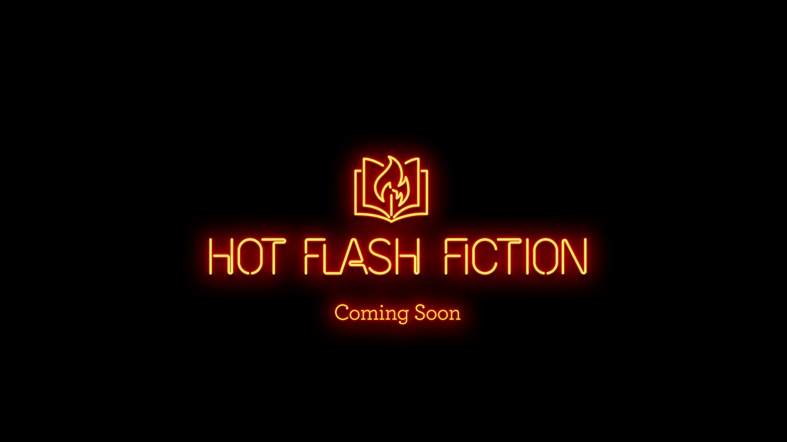 Hot Flash Ficiton - Coming Soon